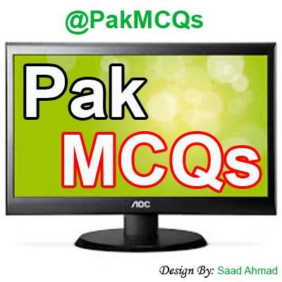 Pak MCQs on Twitter: