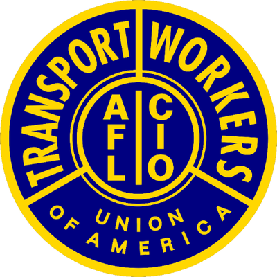 Image result for Transport Workers Union of America
