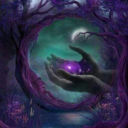 Resultado de imagem para mystic moon