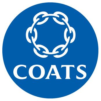 高士拉链 Coats Groupa