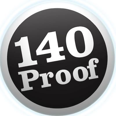 140 Proof Social Profile