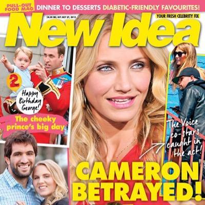 New Idea Magazine Nz