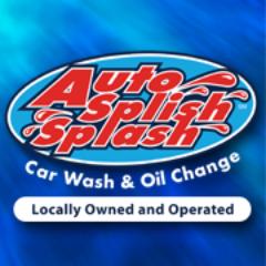 auto splish splash coupons
