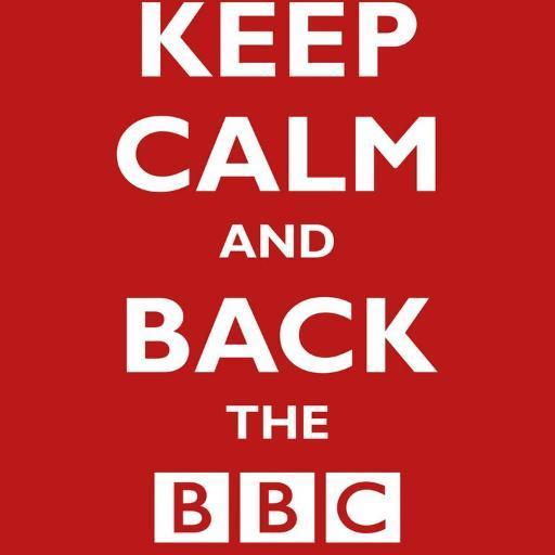 Back the BBC 📺📻📡📱