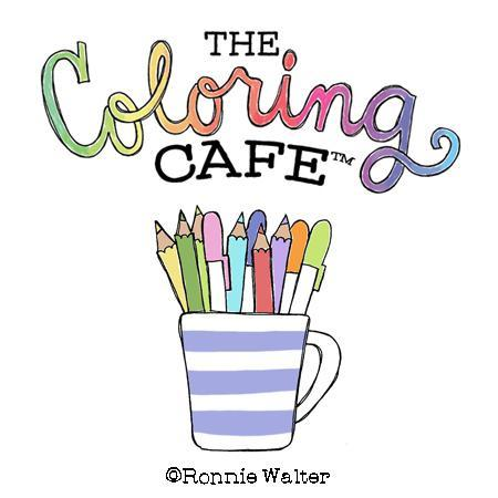 The Coloring Cafe Thecoloringcafe