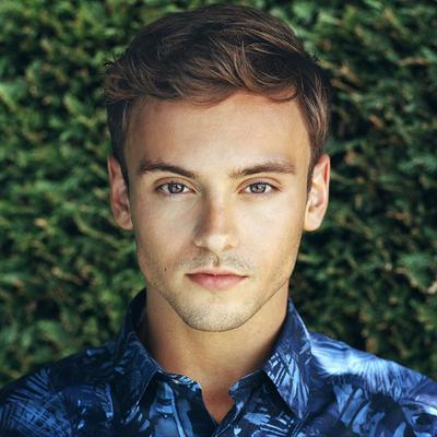 Twitter profile picture for Tom Daley