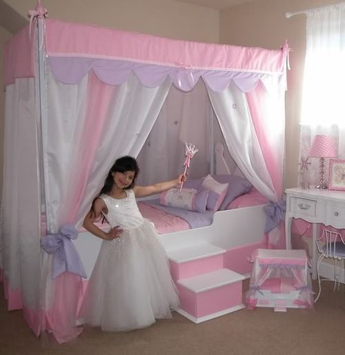 Princess Canopy Beds PrincessCanopy