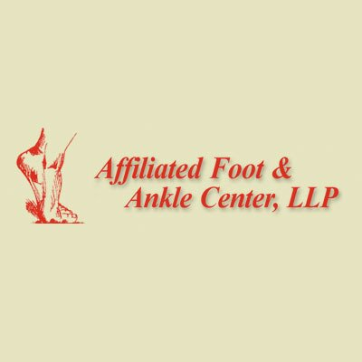Affiliated Foot Ankle Center Footdoctorsnj Twitter