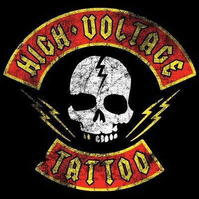 high voltage tattoo highvoltagetat twitter