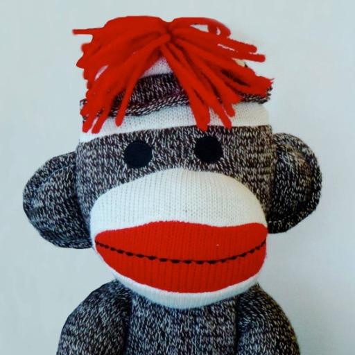 Sock Monkey Sez