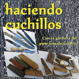 Haciendo cuchillos hcuchillos twitter for Brisa cuchillos