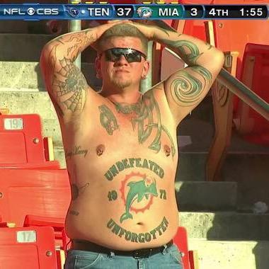 Dolphins Douche