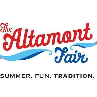Image result for altamont fair logo