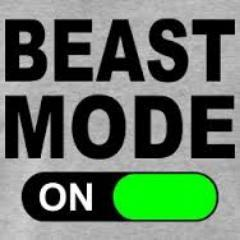 Beast Mode Quotes