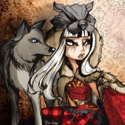 картинки эвер афтер хай дочь серого волка все