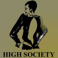 High Society Resale Social Profile