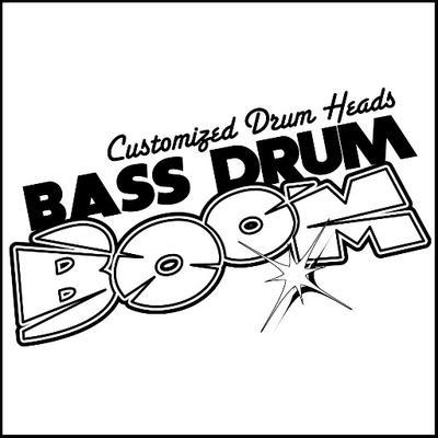 Bass Drum Boom BassDrumBoom