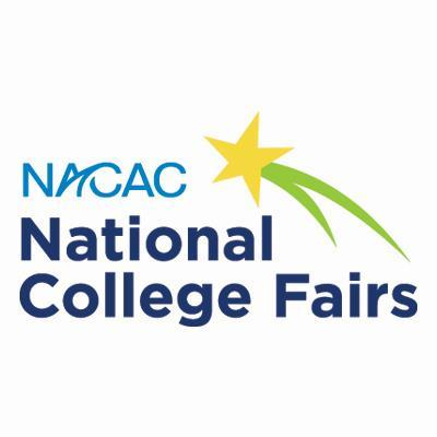 NCF, PVA and STEM Fairs allow students to interact with admission reps from a wide range of postsecondary institutions. | Free | Open to the public. #nacacfairs