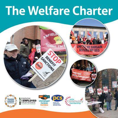 Image result for welfare charter TUC unemployed