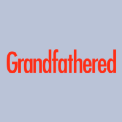 @Grandfathered