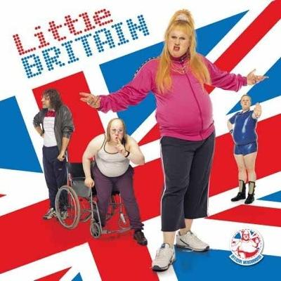 little britain yes