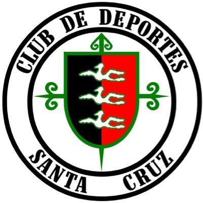 Resultado de imagen para escudo de deportes santa cruz