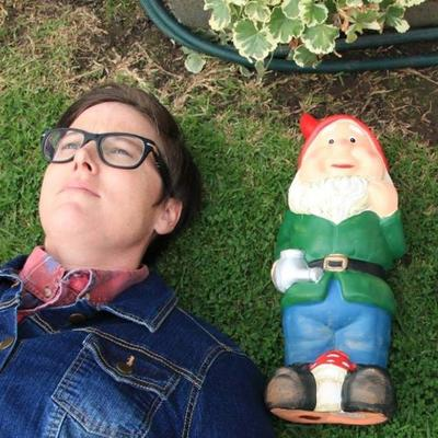 Hannah Gadsby (@Hannahgadsby) Twitter profile photo