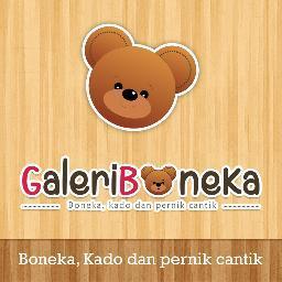 Galeri Boneka on Twitter