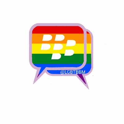 Lesbian bbm pin