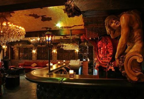 Medusa Lounge