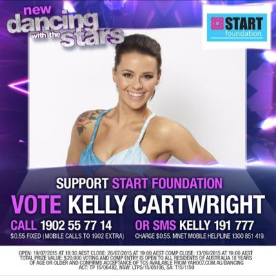 kelly Cartwright | Social Profile