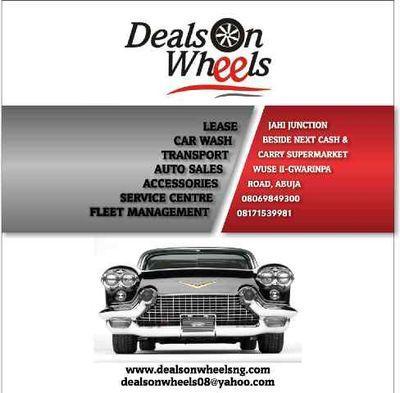 Deals on Wheels Ng