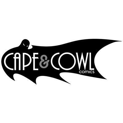 Cape and Cowl Comics (@capecowlcomics )