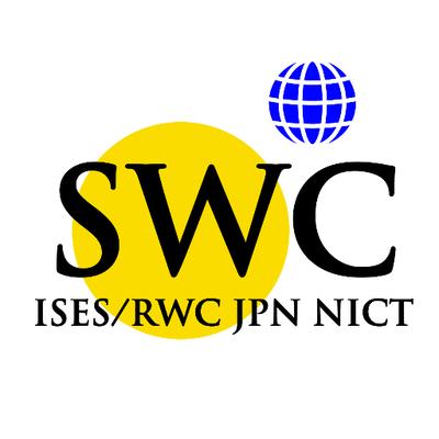 NICT 宇宙天気予報センター @NICT_SWC
