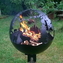 Feuerkugel feuerkugeln twitter - Feuerkugel garten ...