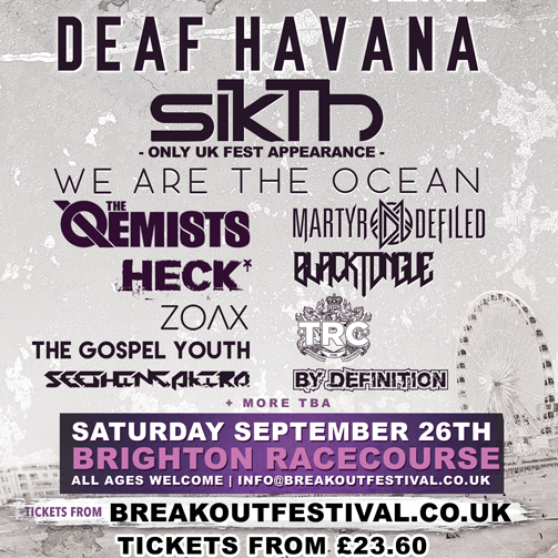 Breakout festival on twitter its finally payday treat yourself breakout festival stopboris Image collections