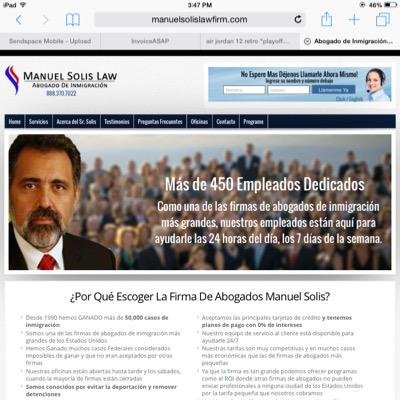 Manuel Solis LawFirm (@msolislawfirm) | Twitter