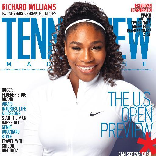 Tennis View Magazine