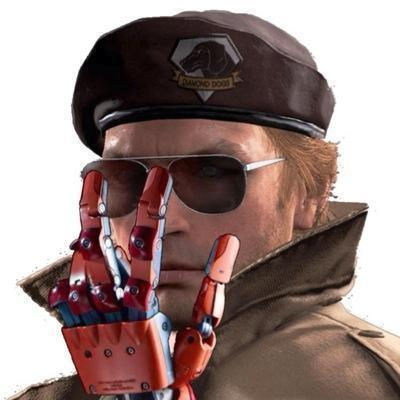 Kazuhira Miller On Twitter Eli Cosplay Mgsvtpp Kojima Hideo Http T Co 4koxz45usy Well you're in luck, because here they come. twitter