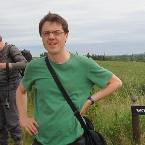 A Prof Rick Morén-Alegret