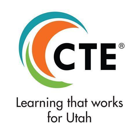 CTE Logo UTAH