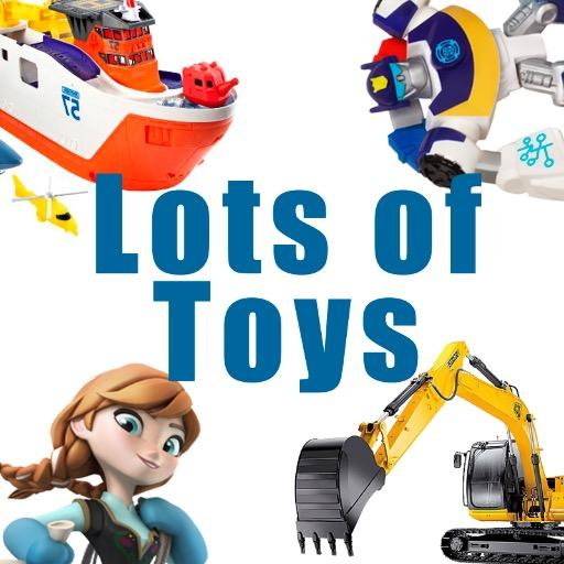 Lots Of Toys 8