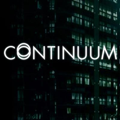 @ContinuumSeries