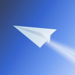 飛行機 紙
