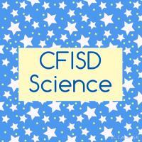 CFISD Science (@CFISDScience) Twitter profile photo