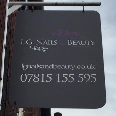 Lg Nailscnd Nottm On Twitter Yes Core Nail Art Done This