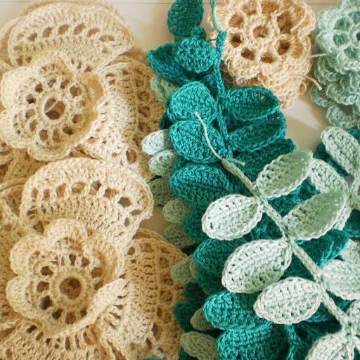 Tejidos Circulos Crochet Irlandés On Twitter Visita Mi Blog Con
