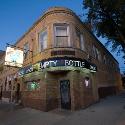 The Empty Bottle Social Profile
