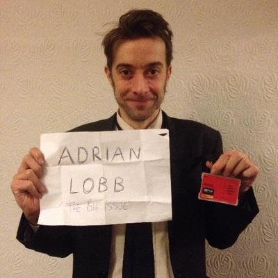 Adrian Lobb on Muck Rack