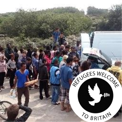 london2calais - tech to help Syrian refugees in Europe